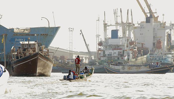 Somali Coastal Fishing