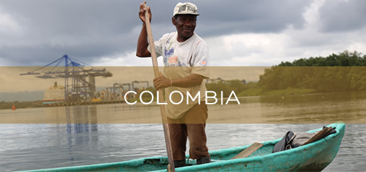 Colombia Fisheries Protection
