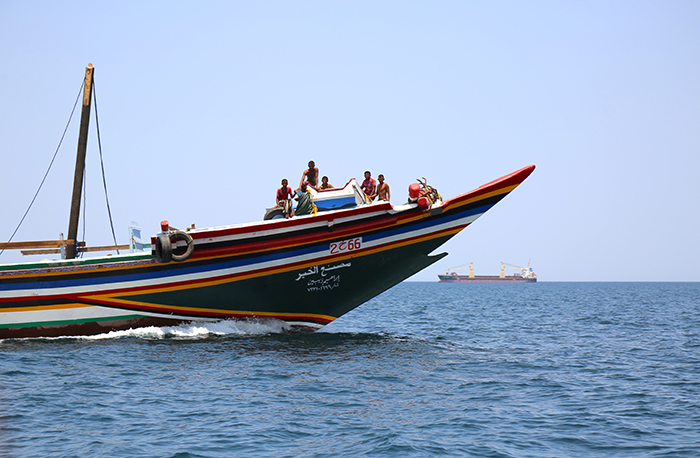 Somali Tuna Fishing Boar The Fishery For Highly Migratory Species In