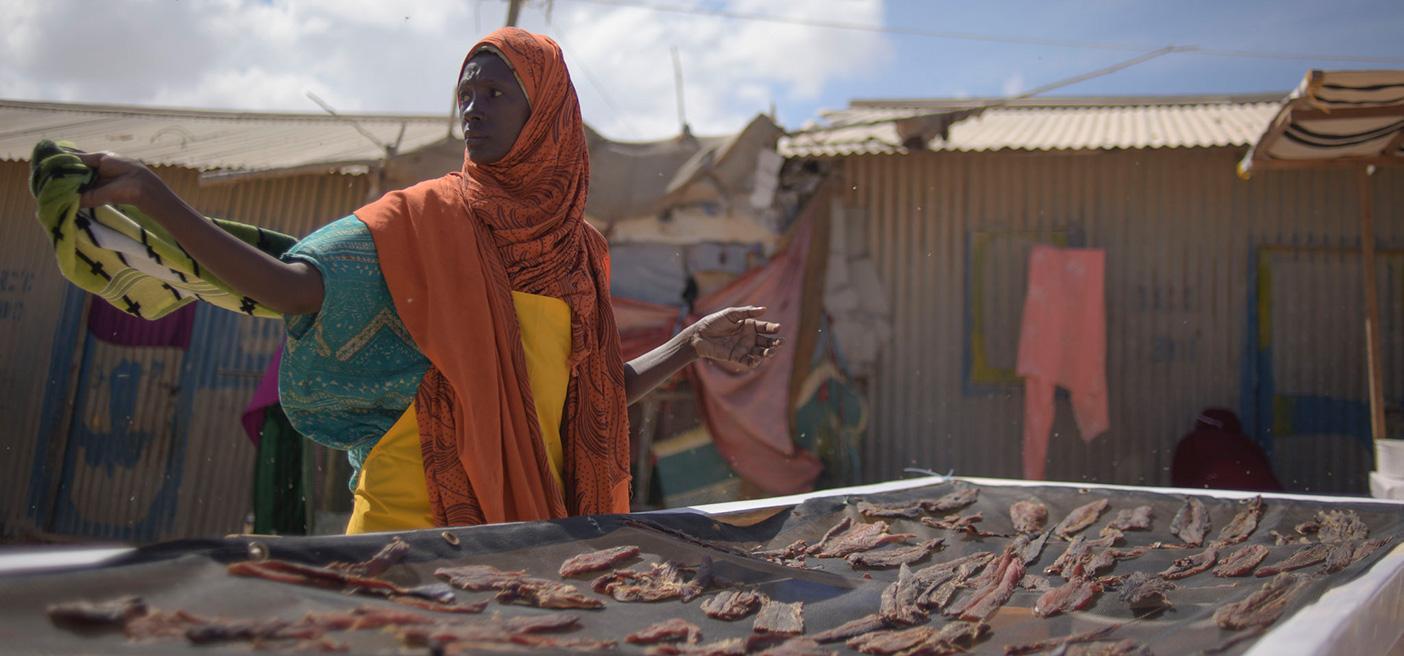 women fisheries somalia