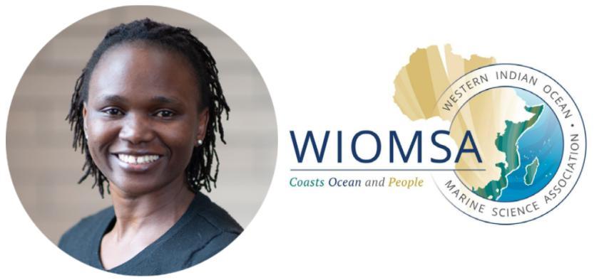 Dr. Nelly Isigi Kadagi won the 2021 Emerging Scientist Award from WIOMSA. Western Indian Ocean. East Africa. Billfish.