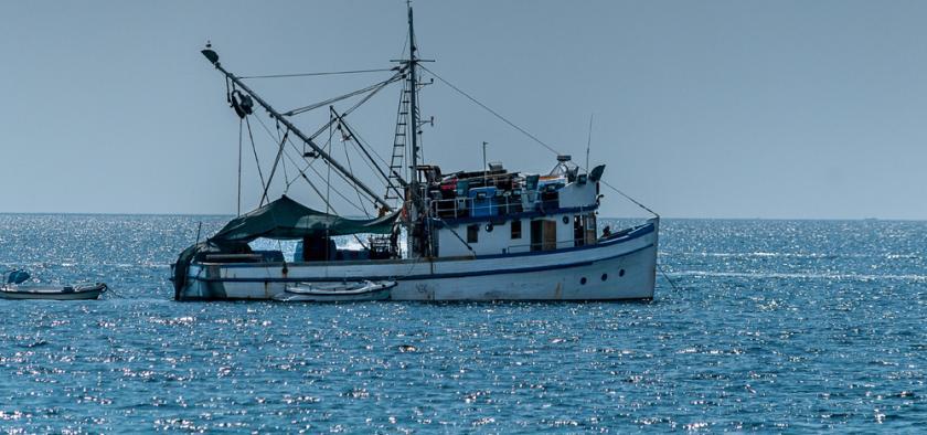 Secure Fisheries Trawler