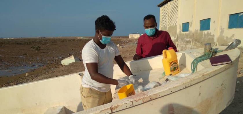 Fisheries Field School Somaliland