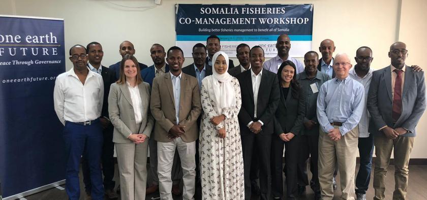 workshop somali stakeholders fisheries co-management