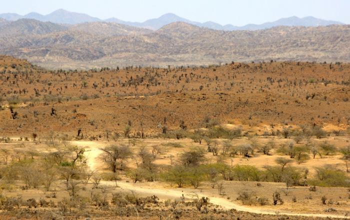 Somalia Dry Climate