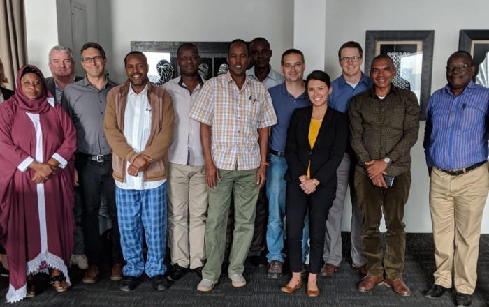 workshops kenya IUU fishing Western Indian Ocean